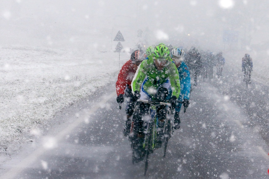 Should You Ride in Extreme Conditions?